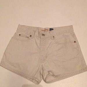 Gap Jeans Khaki Shorts